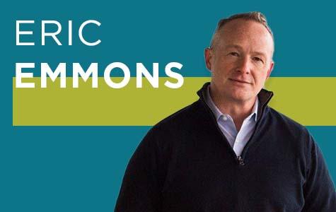Eric Emmons is running Boston Marathon
