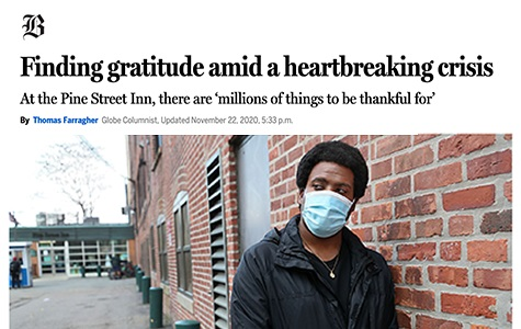 Finding Gratitude Amid Heartbreaking Crisis