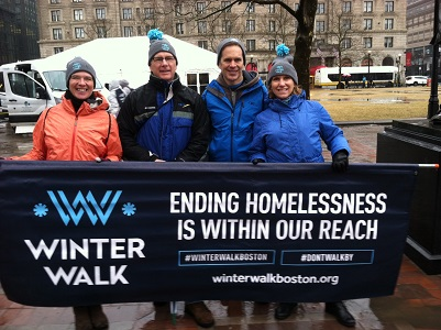 3rd Annual Winter Walk