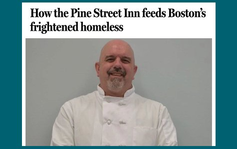 How Pine Street Inn provides meals for those who can't shelter in place